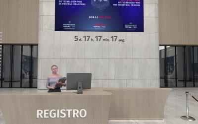 Feria Virtual Internacional de Tecnología para el Proceso Industrial